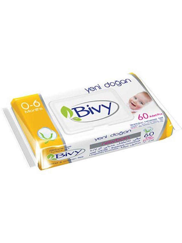 Bivy Newborn 60s Wet Towel Baby Care
