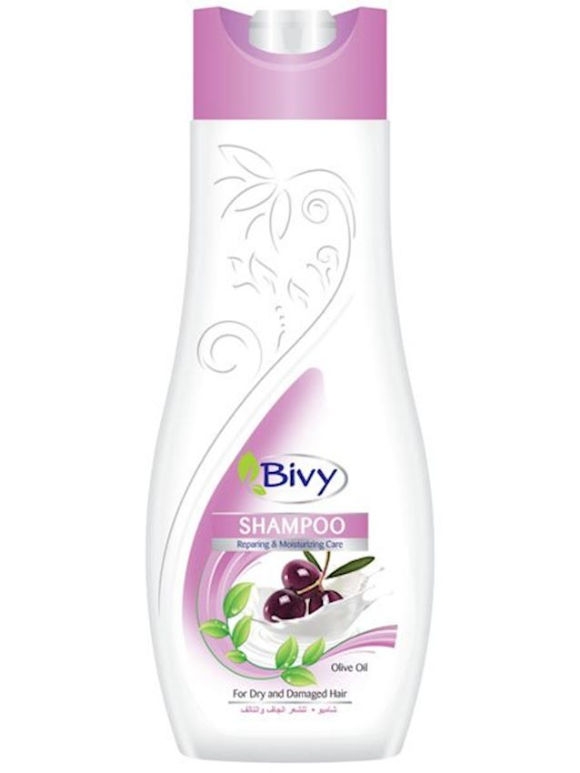 Bivy Shampoo with Olive Oil 750ml Hair Shampoo