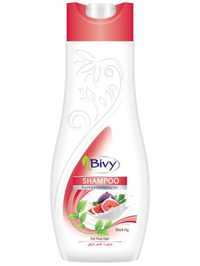 Bivy Shampoo-Black Fig 400ml Hair Shampoo