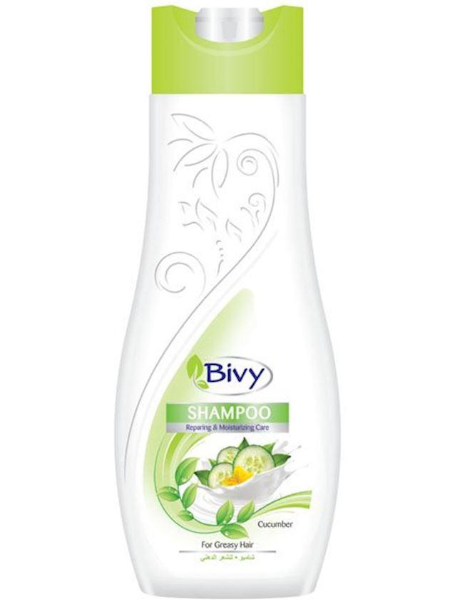 Bivy Shampoo-Cucumber 400ml Hair Shampoo