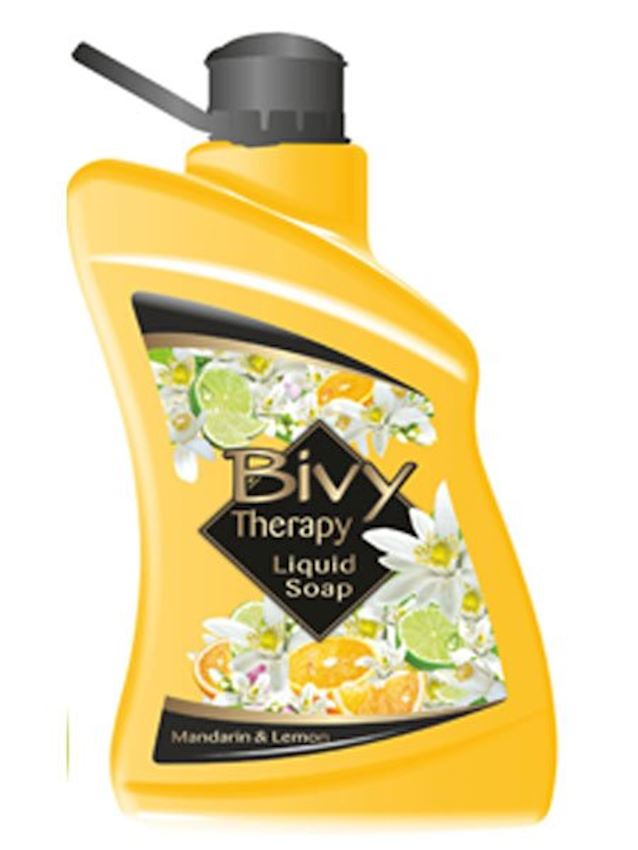 Bivy Therapy Liquid Soap 4000ml-Mandarin-Lemon Hand Wash