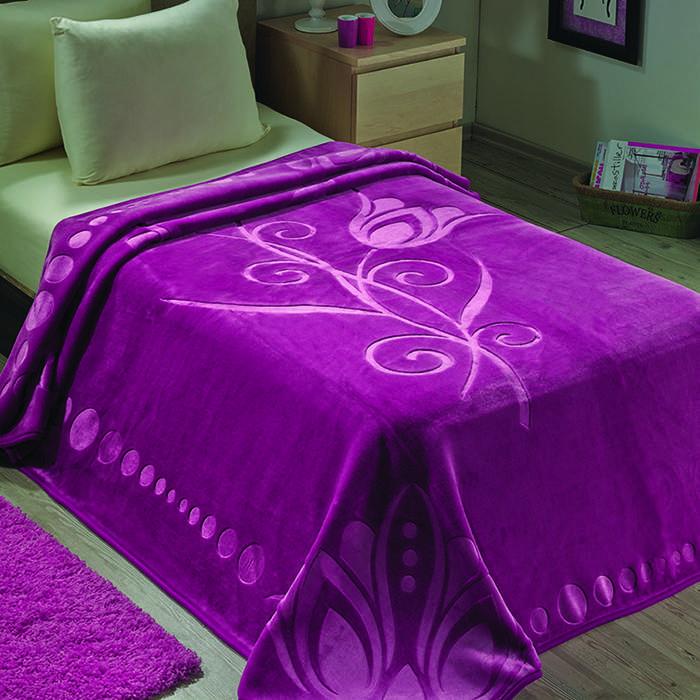 Blanket-  SINGLE PERSONALITY EMBOSS SERIES DORMINA-LALE