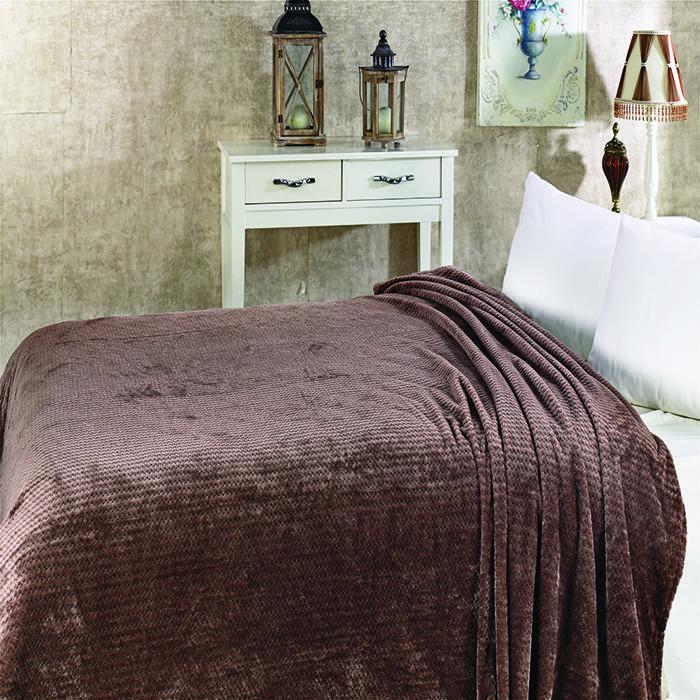 Blanket-  DOUBLE  PERSONALITY TUANA  SERIES DORMINA-OLYMPOS