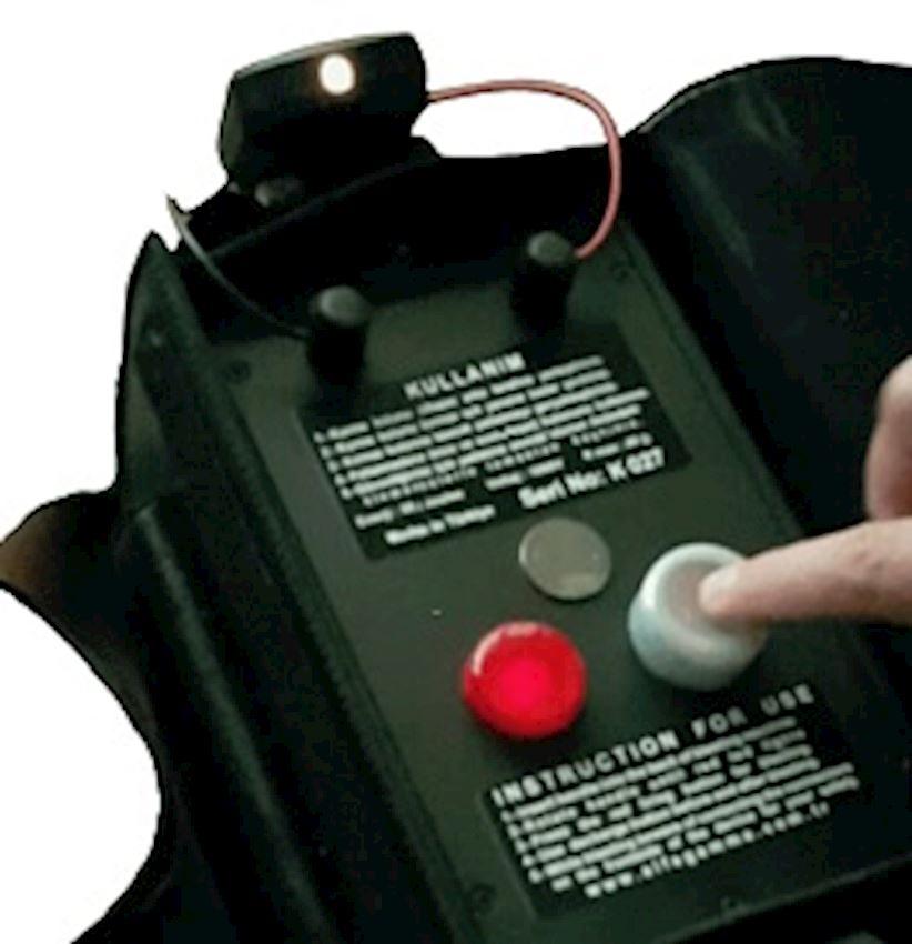 Blasting Machine Test Device