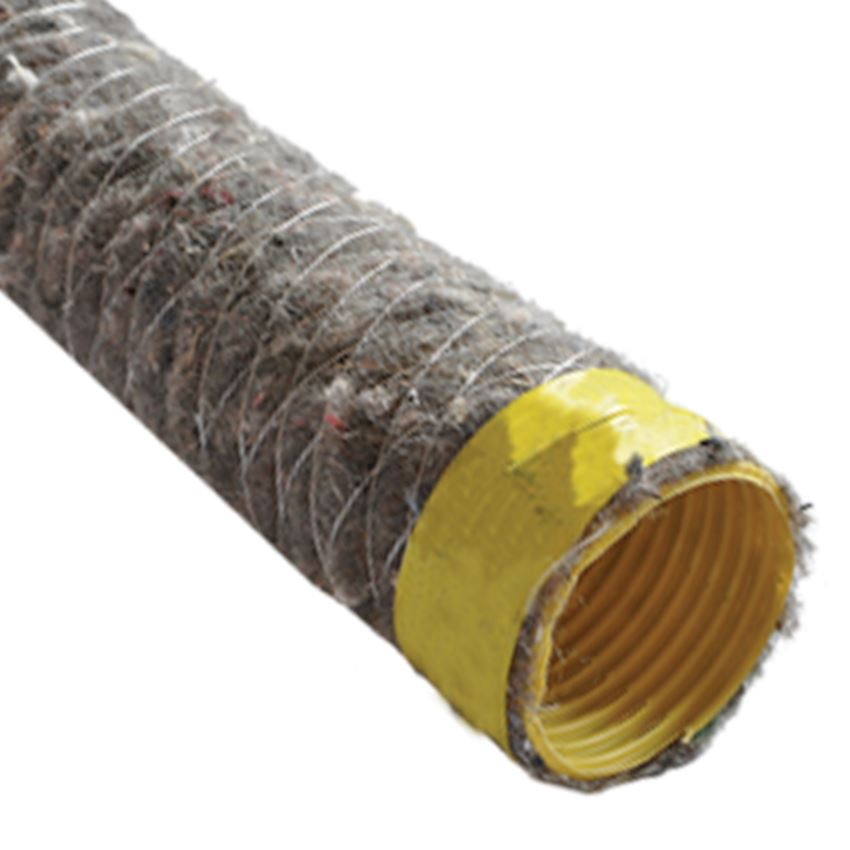 BOLSU Felt Wrapped Drainage Pipes Composite Pipes