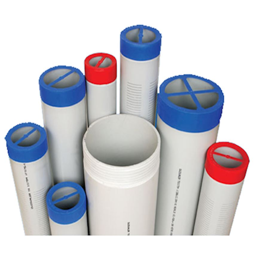 BOLSU PVC Drilling Pipes Composite Pipes