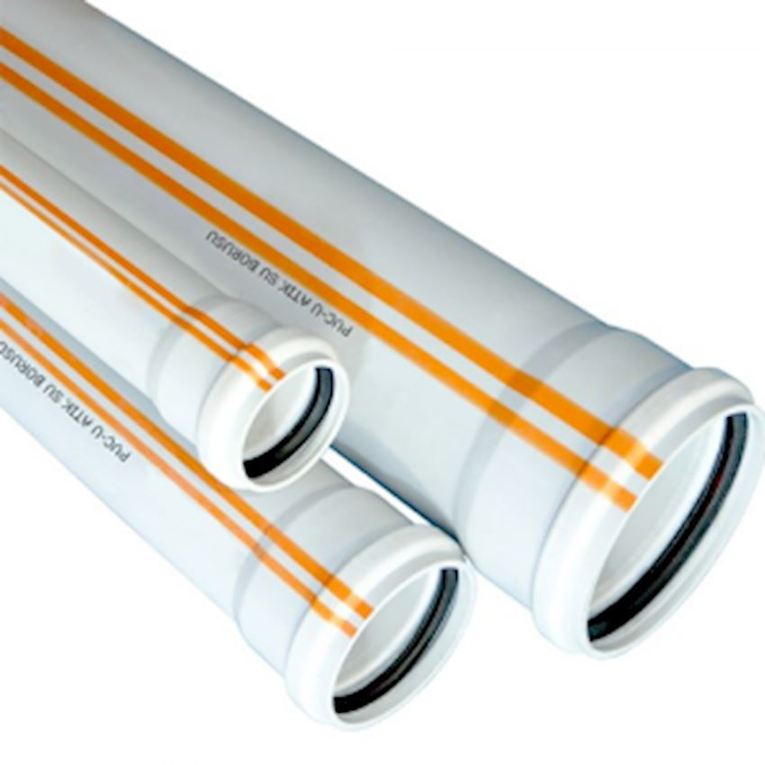 BOLSU PVC Waste Water Pipes Composite Pipes