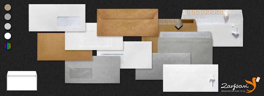 Boucle Envelopes