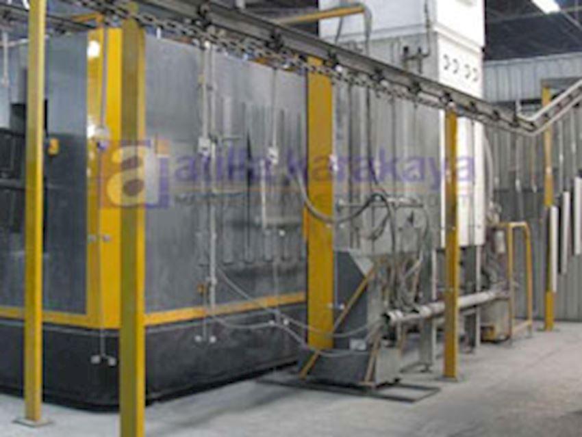 BOY-KİM Antistatic Plastic Powder Enamel Cabin Group Paints & Coatings