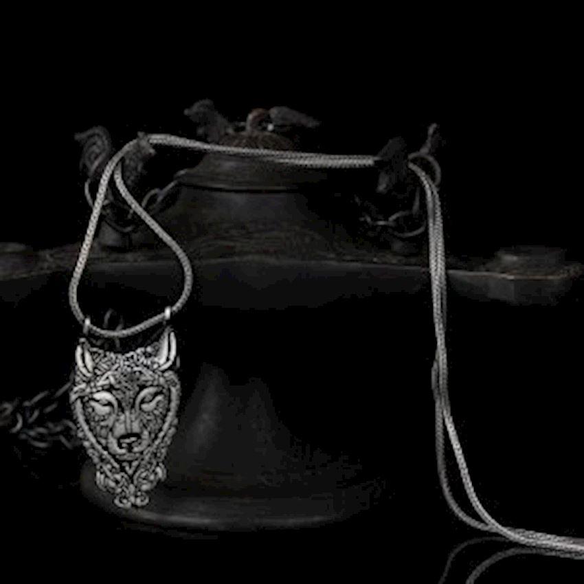 Bozkurt Model 925 Sterling Silver Men Necklace
