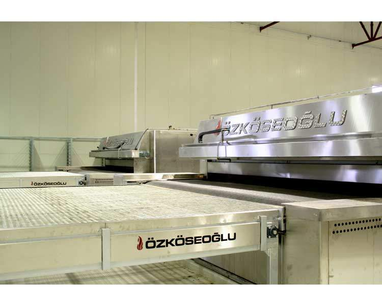 Bread Cooling Conveyors