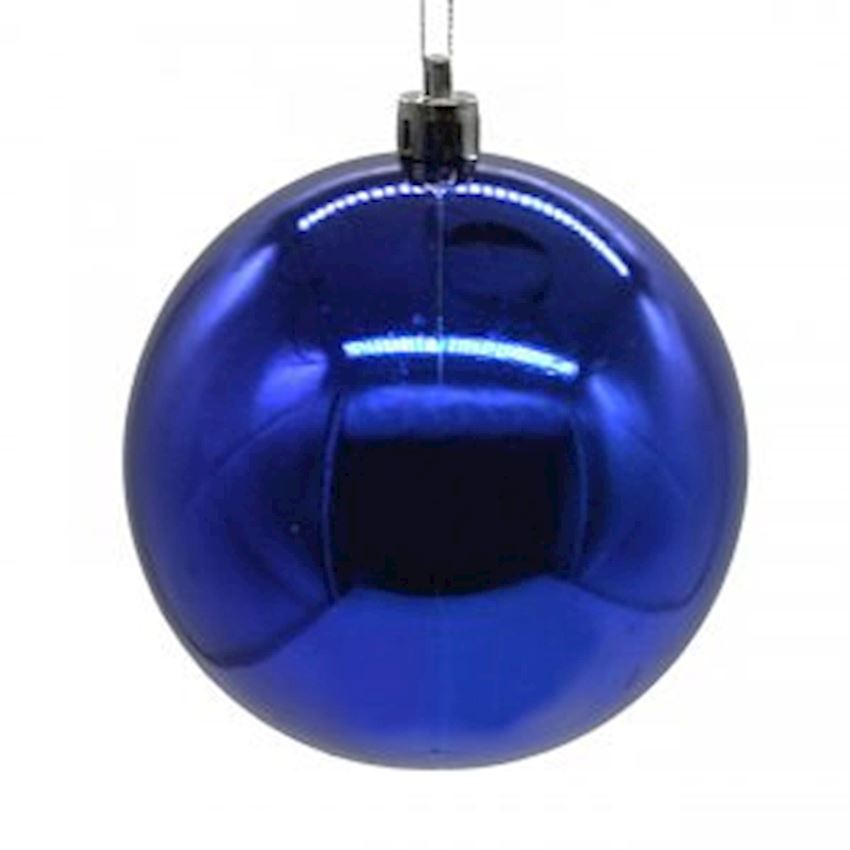 Bright Cici Top Ceiling Ornament Blue 25cm Christmas Decoration Supplies