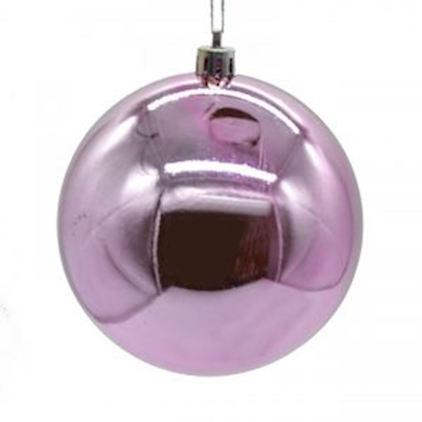 Bright Cici Top Ceiling Ornament Pink 15cm Christmas Decoration Supplies