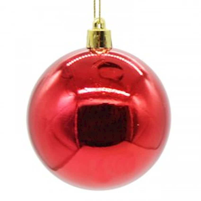 Bright Cici Top Ceiling Ornament Red 15cm Christmas Decoration Supplies