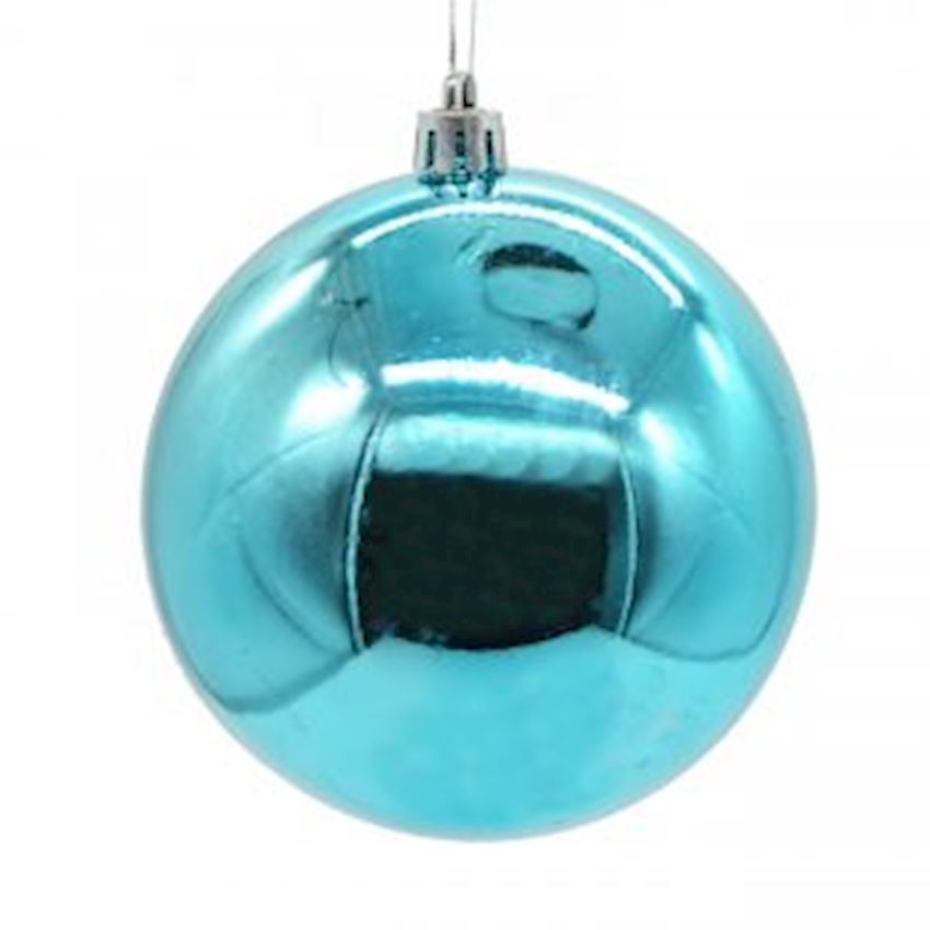 Bright Cici Top Ceiling Ornament Turquoise 15cm Christmas Decoration Supplies