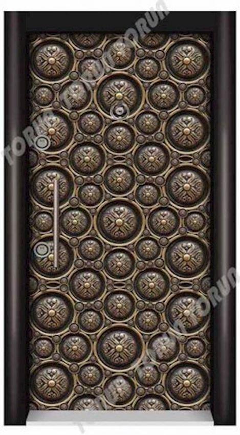 Bright Steel Doors Steel door model T-622