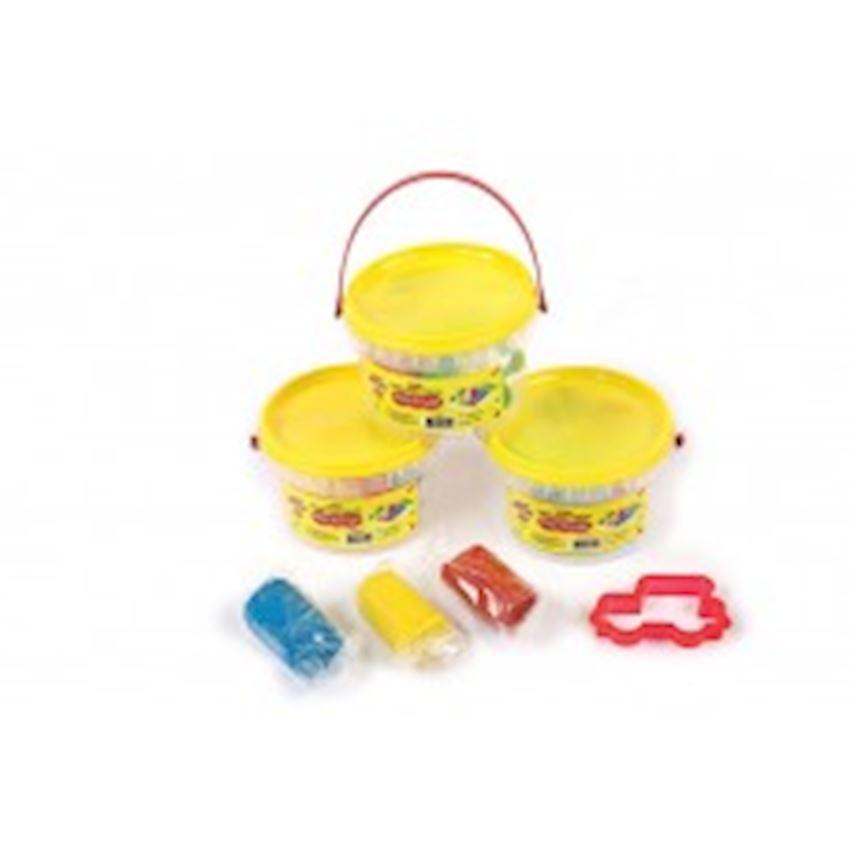 Bucket Dough Game Playdough Toys