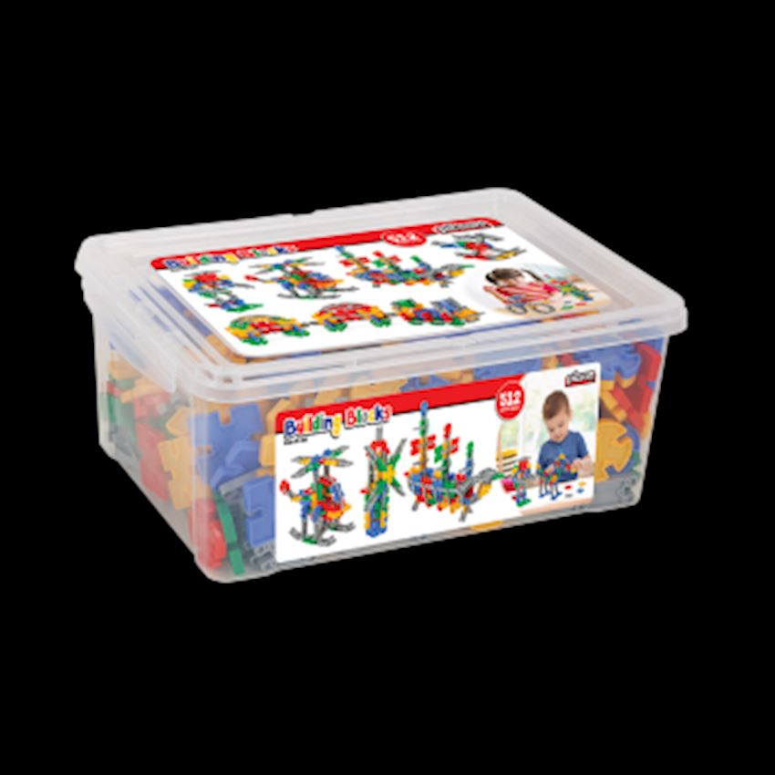 Building Blocks (512 Pieces) Other Educational Toys