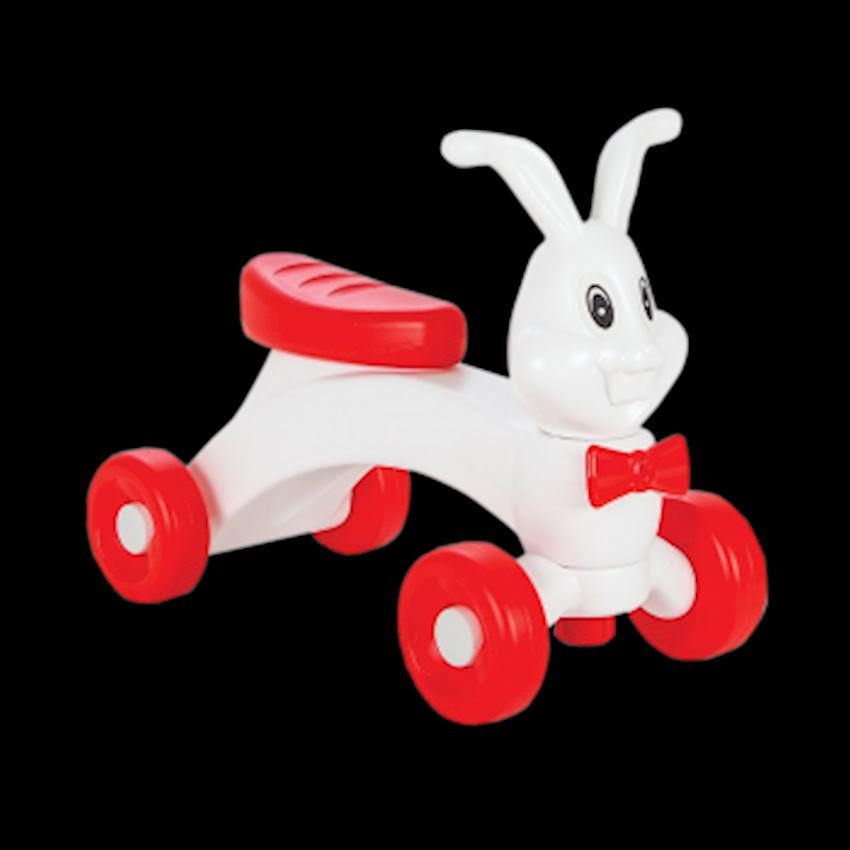 Bunny Friend (Boxed) Ride On Car