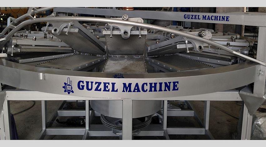 Carousel Wafer Oven