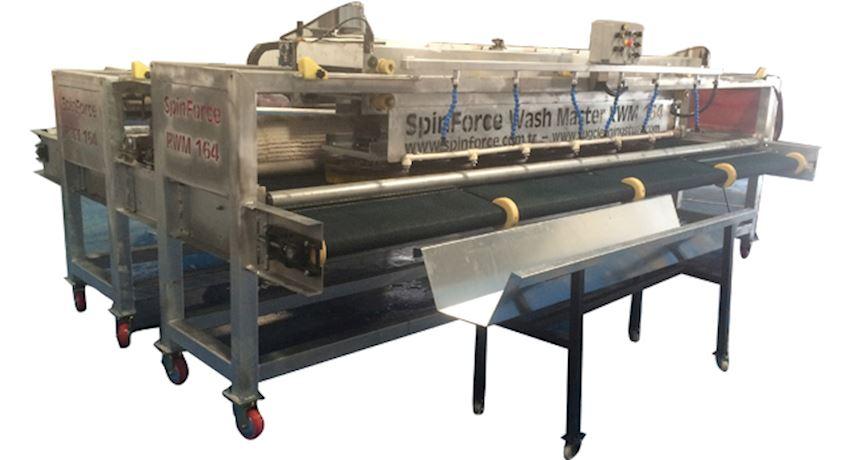Carpet Washer - Auto Table - RWM164