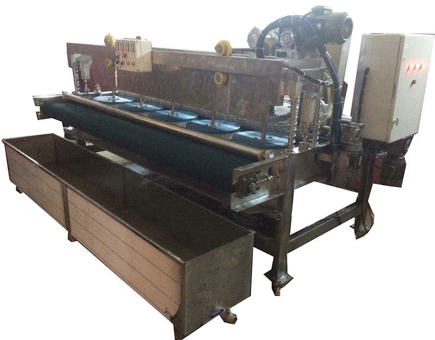 Rug Washer - Automated Flatbed - RWM95