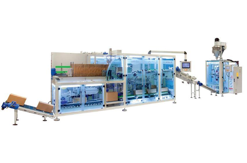 Cartoning Machine - Full Automatic - OKM 500