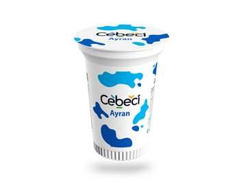 CEBECİ 200 ml GROCER AYRAN Dairy Extractive