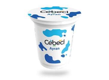 CEBECİ 300 ml AYRAN Dairy Extractive