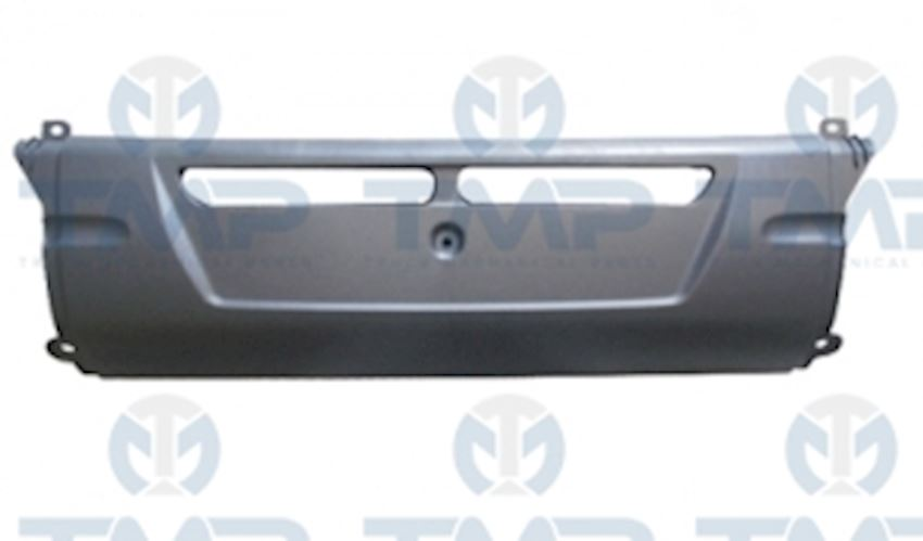 CENTRAL BUMPER WITHOUT METAL GRILLES Truck Parts