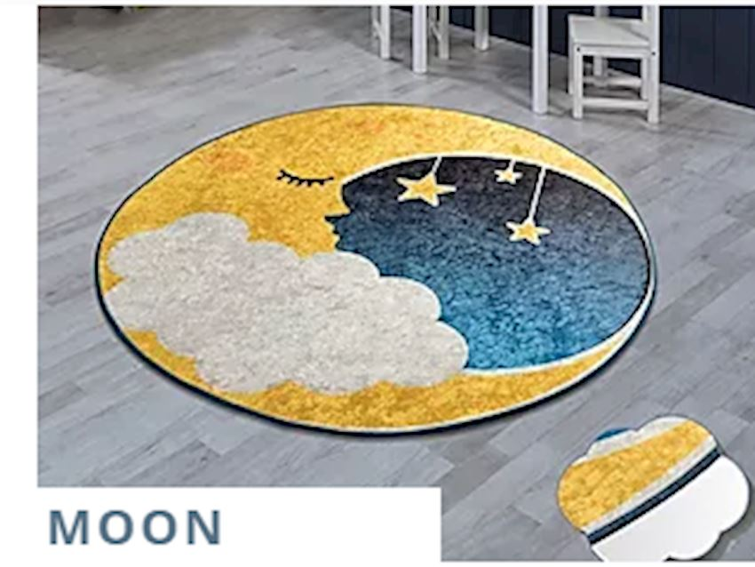 Child Carpet MOON