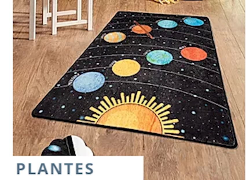 Child Carpet PLANTES