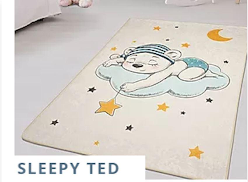 Child Carpet SLEEPY TED