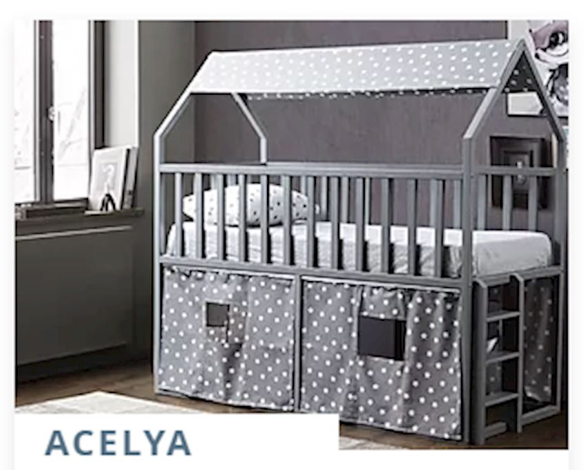 CHILDREN'S BUNK BEDS ACELYA