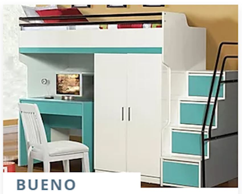 CHILDREN'S BUNK BEDS BUENO