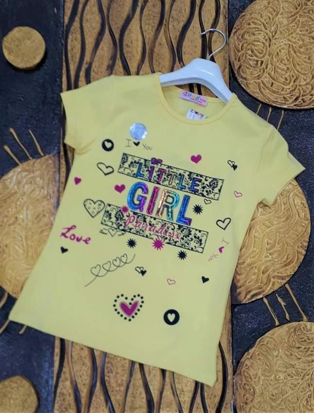 Children's T-Shirts- IFBA KIDS GIRL T-SHIRT 1954-2954
