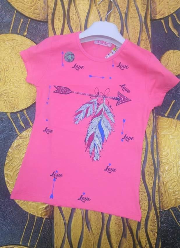 Children's T-Shirts- IFBA KIDS GIRL T-SHIRT 1959-2959