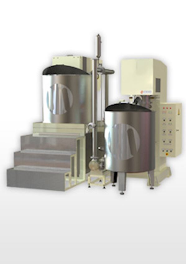 Chocolate Ball Mill - BME 500
