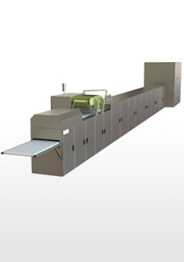 Chocolate Moulding Line - CME 1200