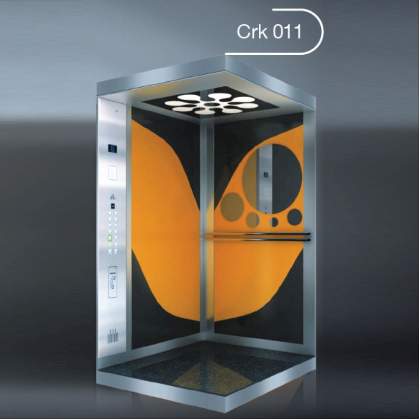 CİHANRAY ELEVATOR CABIN CRK 011