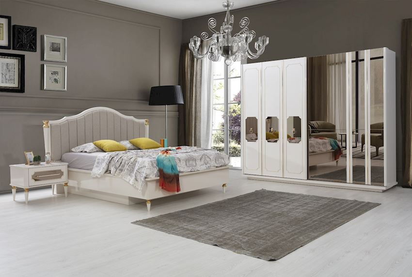 CINAR BEDROOM SET