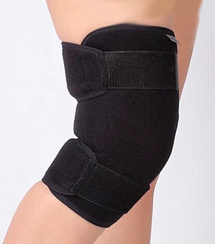 Closed Elastic Knee Brace