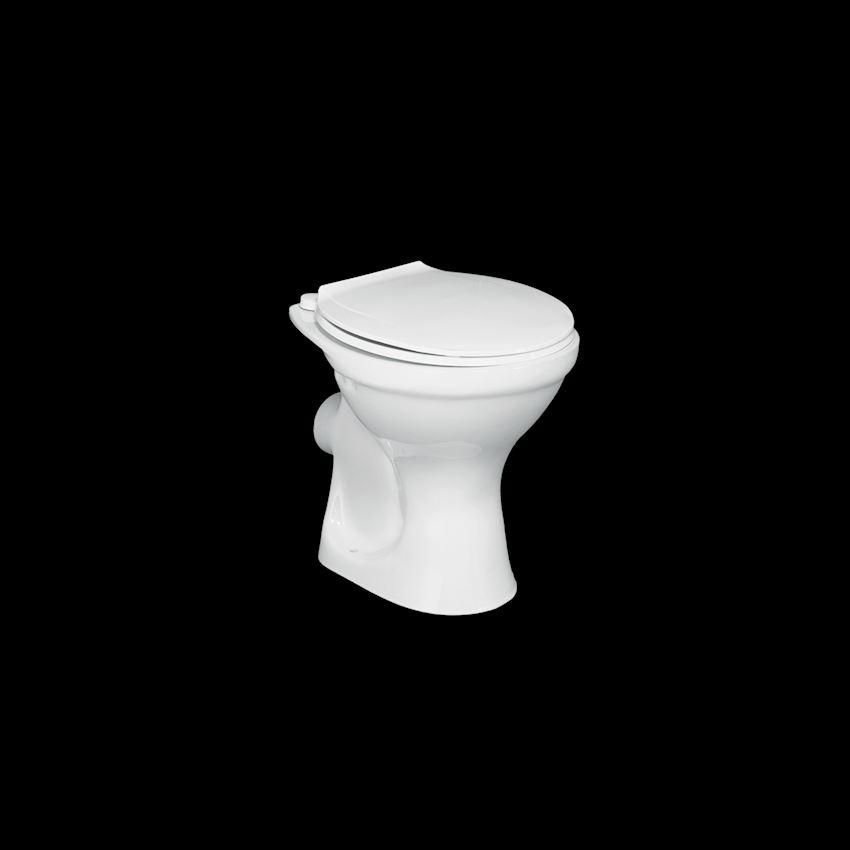 Closet P-Type Toilet Bowls