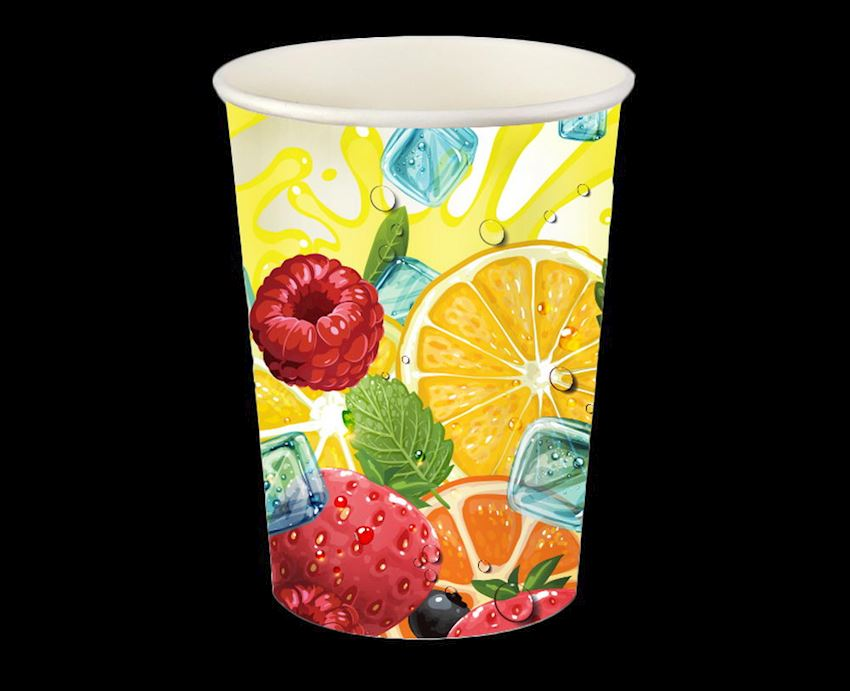 COK-OZ 12 OZ PAPER CUP COLD DRINKS Packaging Cup, Bowl