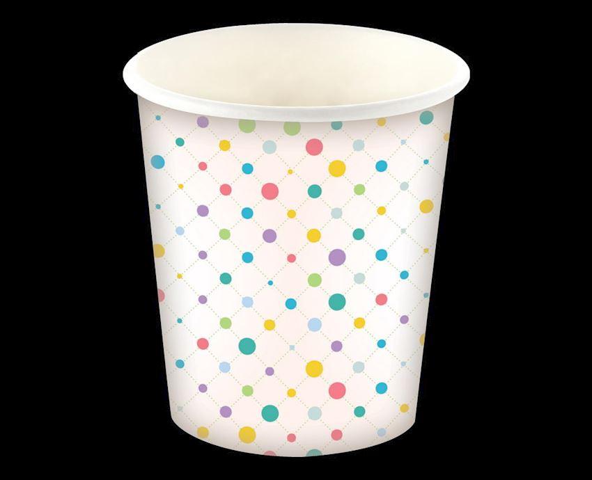 COK-OZ 7 ECONOMIC OZ PAPER CUP Packaging Cup, Bowl