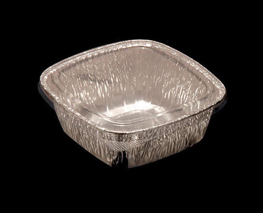 COK-OZ 900 S CLAMSHELL (110x110x42 mm) Foil Containers