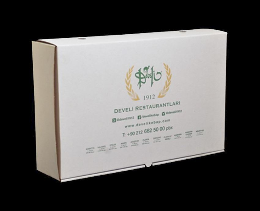 COK-OZ PIZZA BOX Packaging Boxes