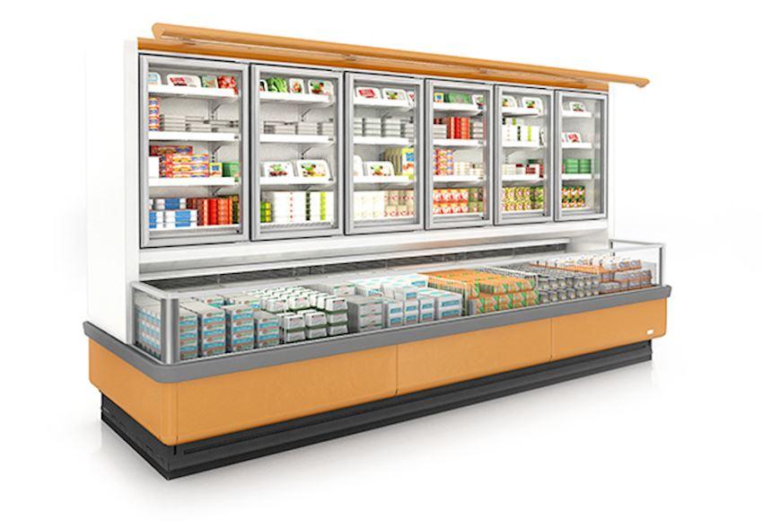 Combined Freezer - Grenada