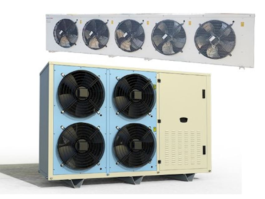 Cooling Tower Split Chillers