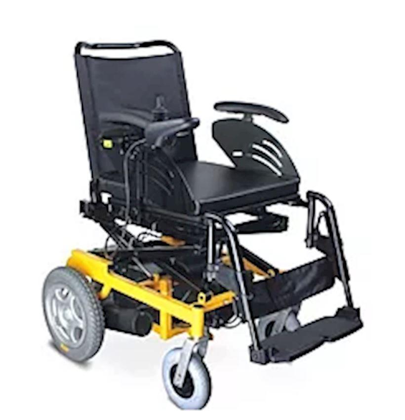 Cordless Lift Wheelchair